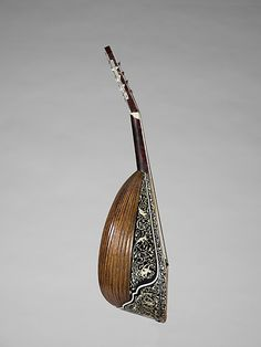 Mandolin Angelo Mannello (American, Morcone, Italy 1858–1922 New York) Date: 1900 Geography: New York, New York, United States Medium: Spruc...
