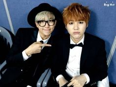 "[STARCAST] ""Failed to control the level…"" – BTS members made each other handsome by expressing ugly expressions! 150202"