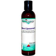 Liposomalni vitamin C u tečnom stanju sadrži čiste esencijalne fosfolipide iz lecitina suncokreta koji sačinjavaju liposome koje povećavaju apsorbciju u ljudskom organizmu