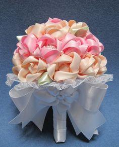 Bridal bouquet instructions