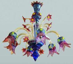Resultado de imagen para murano modern chandelier
