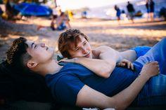 Gay love -