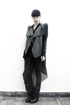 Uniform | The Rosenrot | For The Love of Avant-Garde Fashion