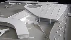 Image result for airport architecture models