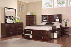 King Bed - Magnifique Furniture