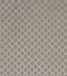 Richloom Studio Upholstery Solid Fabric-Diamond Silver