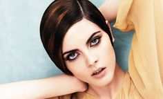Get amazing hair care tips and hints. Hairstyle For Long Hair. Brown Straight Hair, Medium Brown Hair, Hair Styles 2014, Short Hair Styles, Bob Hairstyles, Straight Hairstyles, Haircuts, Angelo Seminara, Edgy Hair