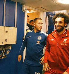 Liverpool Anfield, Mo Salah, Eden Hazard, Love Of My Life, Chef Jackets, Kicks, Tumblr, My Favorite Things, Connect