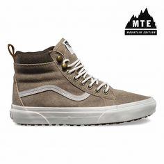 Vans Zapatos Sk8-Hi MTE (MTE) denim suede/blue - Vans España Tienda Oficial Online