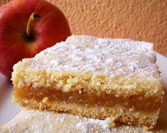 receptyywett: Babkin jablkový koláč Slovak Recipes, Lithuanian Recipes, Czech Recipes, Mexican Food Recipes, Sweet Recipes, Czech Desserts, Apple Desserts, Easy Desserts, Dessert Recipes