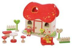 Everearth Fairy Tale Dolls House