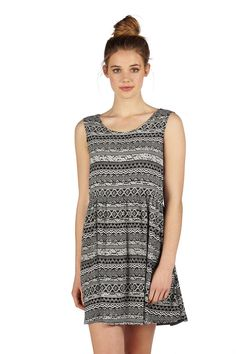 carly woven 90s dress | Cotton On