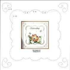Embroidery Cards, Embroidery Needles, Card Patterns, Stitch Patterns, Art Carte, 3d Cards, Paper Frames, String Art, Needlework