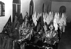 St. Augustine, Florida KKK Rally (1964) Tiffany Pope writes- I have been in this building.