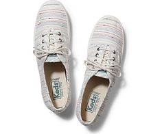 KEDS Champion Slub Stripe. #keds #shoes #all