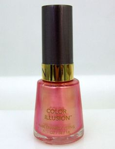 Revlon Nail Polish Lacquer Color Illusion 040 Pink Prism .5 oz Rose Pink Shimmer | Health & Beauty, Nail Care, Manicure & Pedicure, Nail Polish | eBay!