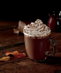 Signature Hot Chocolate | Starbucks Coffee Company