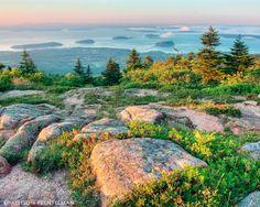 Maine Landscape Photograph  8x10 Print  Nature by NatureMandalas, $25.00