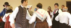 North Star Nordic Dancers. The North Star Nordic Dancers perform village dances from Norway, Sweden, Finland, and Denmark to live music performed on the fiddle, guitar, nyckelharpa (Swedish key fiddle), hardingfele (Norwegian Hardanger fiddle), and mouth harp. We wear traditional folk costumes from Sweden, Norway, and Finland. (Minneapolis / St. Paul, MN)