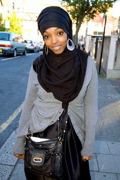 Hijab Muslimah Fashion On Pinterest Hijabs Hijab