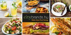 Fald Fel A Várost! Street Food, Magazine, Ethnic Recipes, Magazines