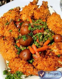 Breaded Chicken from the Oven | Recipe Guard