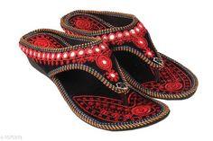 Flats Ethnic Velvet Women's Footwear  *Material* Velvet  *UK/IND Size* IND - 4, IND - 5, IND - 6, IND - 7, IND - 8, IND - 9  *Description* It Has 1 Pair Of Women's Footwear  *Work* Embroidery  *Sizes Available* IND-8, IND-9, IND-4, IND-5, IND-6, IND-7 *   Catalog Rating: ★4.1 (112)  Catalog Name: Femme Ethnic Velvet Women's Footwear Vol 2 CatalogID_130941 C75-SC1071 Code: 202-1070319-