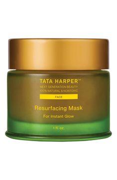 7e1dd1cb63c Resurfacing Mask, Main, color, NO COLOR Tata Harper Resurfacing Mask, Clear  Pores