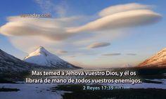 2 Reyes 17:39 - Versiculo para Junio 23