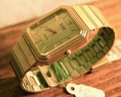 Vintage Bill Blass Men's Watch! #vintage #billblass