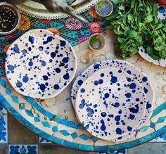 Vaisselle de la collection JASSA chez IKEA