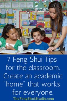 7 Feng Shui tips to help you create a Feng Shui Classroom that supports teacher and students alike. Feng Shui Basics, Feng Shui Principles, Feng Shui Tips, Feng Shui Studio, Feng Shui Design, Feng Shui Energy, Feng Shui Bedroom, Home Remodeling Diy, Dry Plants