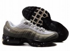 info for 38cf7 95d35 Cheap Cheap Nike Air Max 95 Mens Premium Trainers Black Grey And White Shoes  UK Online Store Store