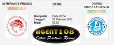 Prediksi Olympiakos vs Dnipro 27 Februari 2015 Liga Eropa