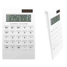 MERIVA-Calculadora solar de plástico