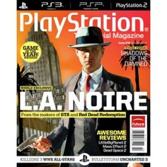 PlayStation: The Official Magazine (February 2011). #playstation #gaming #magazines