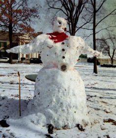 Elvis & the guys built a snowman 1-22-66