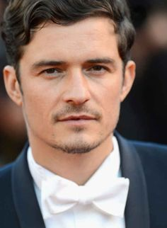 Orlando Bloom. | The 22 Hottest Bearded Men In Britain