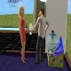 Do Sims talk when no one's around?