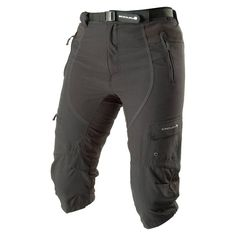 Endura Women's Hummvee 3/4's Mountain Bike Shorts - FREE SHIPPING at Altrec.com