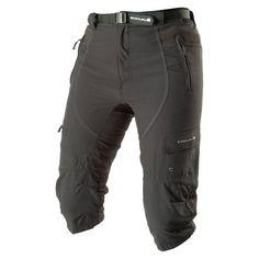 Endura Women's Hummvee 3/4's Mountain Bike Shorts - FREE SHIPPING at Altrec.com