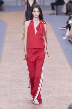 You Can Bet Zara Will Knock Off Chloés Track Pants This Spring