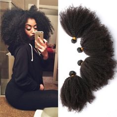 aliexpress buy mongolian afro curly - 28 images - aliexpress buy mongolian afro curly, aliexpress buy mongolian curly hair, aliexpress buy mongolian curly, aliexpress buy afro curly clip in human hair, aliexpress buy rosa hair products mongolian Quick Braided Hairstyles, Black Hairstyles With Weave, Curly Weave Hairstyles, African Hairstyles, Curly Hair Styles, Natural Hair Styles, Marley Hairstyles, Bob Hairstyles, Kinky Curly Hair