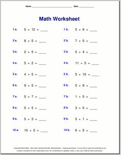 Adding Money Worksheets 2nd Grade Pdf Free Th Grade Math Worksheets Multiplication  Digits By  Digit  Class 1 Worksheets Word with English Worksheets For Primary 1 Multiplication Worksheets For Grade  Worksheets On Animals Pdf