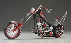 occ+motorcycle+die+cast+ | 10 Am Chopper/OCC Paul Sr. Custom Rigid (ert78930) Ertl Diecast Car ...