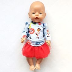 Sippie Poppensetje – Missessippie Baby Born, Diy Toys, Sewing For Kids, T Shirt, Dolls, Clothes, Chiffons, Diy Baby, Google