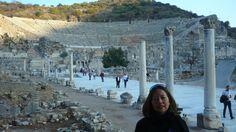 Efeso - Coliseo donde habló San Pablo a 25M personas - Nov 9, 2015