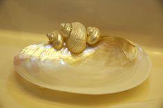 Shell Soap Dish - Beach N Creations