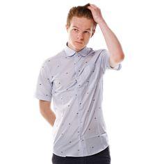 Limited edition shirt created by www.shirtwiseshop.com #limitededition #limitedserie #shirt #roundcollar #summer #printed #cotton #melon #print #prints #shirtwise #shirtwiseshop