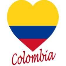 Colombia t-shirts